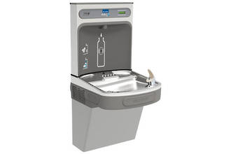 Elkay Bottle Filling Station with Bubbler