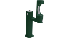 Elkay Outdoor Bi-Level  Bottle Filling Station